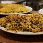 ナポリの郷土料理、スパゲッティのフリッタータ