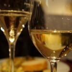 スパークリングと白ワイン